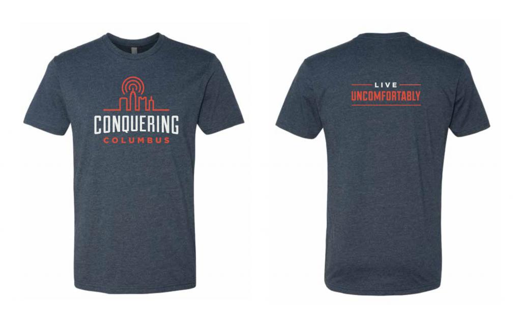 Conquering Columbus T Shirts